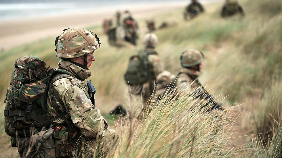 Royal Marines Navy